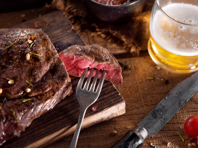 May the steak be ever in your flavour