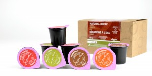 Longo's now introduces 4 varieties of single serve coffee cups.