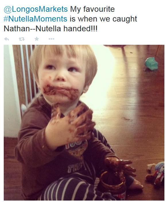 Nutella Moment 1