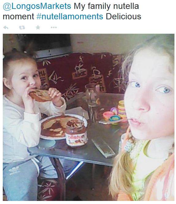 Nutella Moment 2