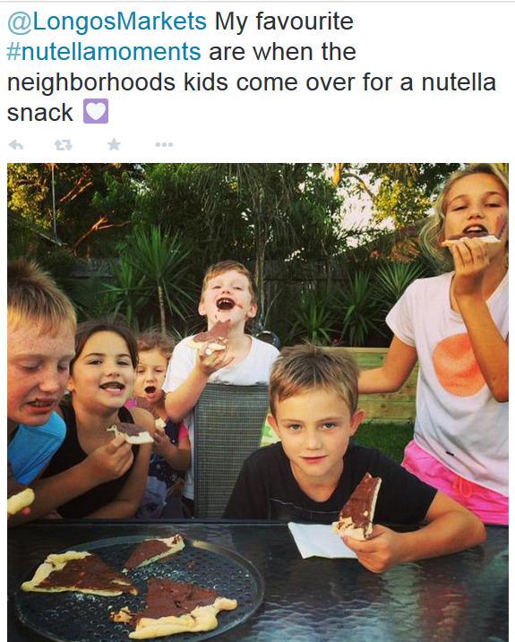 Nutella Moment 3