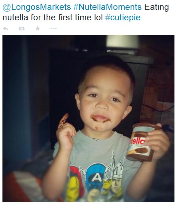 Nutella Moment 5