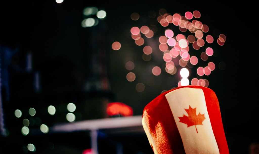 Celebrate Canada Day with Sweet Treats!