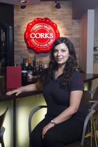 Catch certified sommelier Katie at Corks in Longo's Leaside.