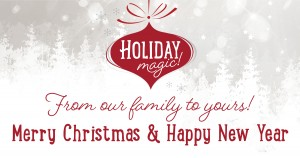 From everyone at Longo's, happy holidays!