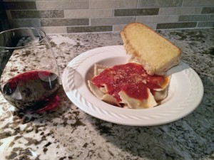 Pasta dinner night in no time with help from Longo's.