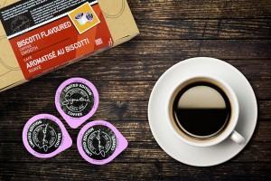 Longo's #60YearsFresh anniversary coffee blend is biscotti flavoured.
