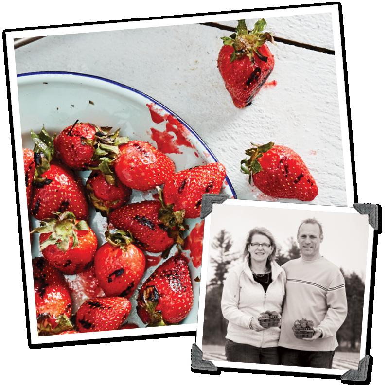 Longo's Local Strawberries