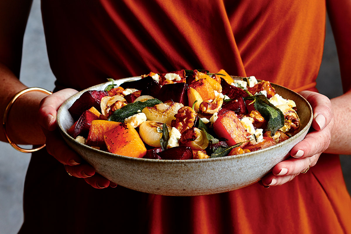 Roasted-Beets,-Squash,-Onions-Recipe