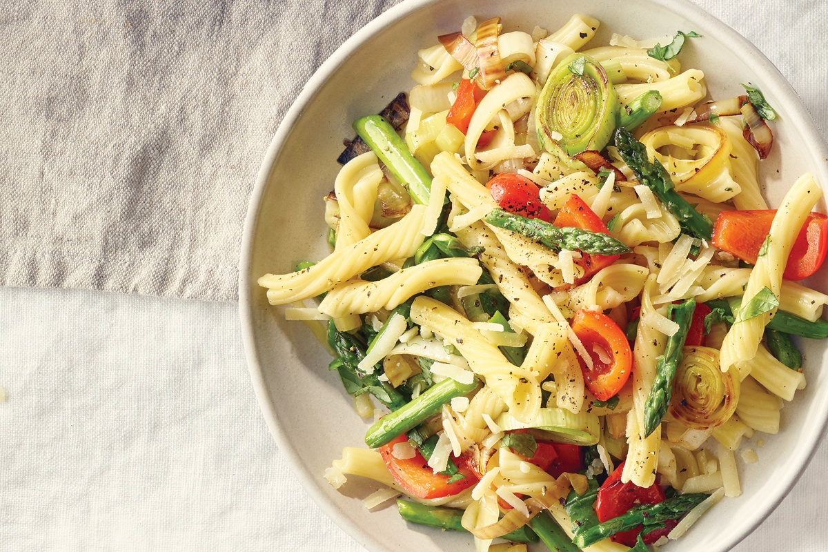 Roasted-Veg-Pasta-Recipe